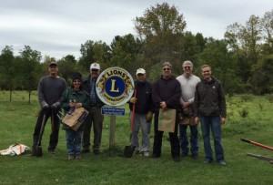 Tree Farm Work Group Fall 2015